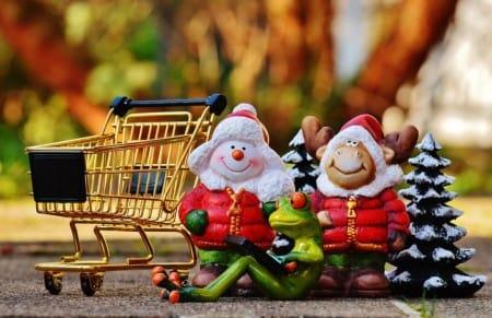 Christmas Shopping (Source: https://pixabay.com/en/online-shopping-shopping-cart-1082730/)