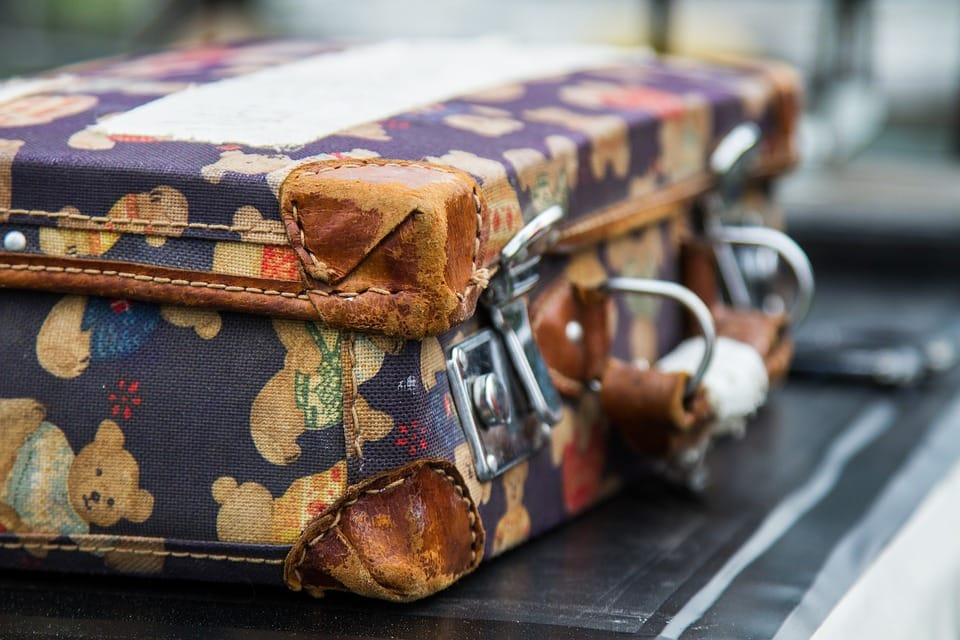 Where to purchase luggage in Tokyo - Tebura