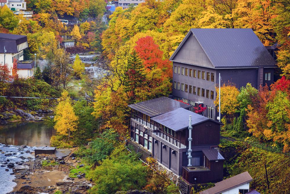 Cheap Hotel In Hokkaido Japan